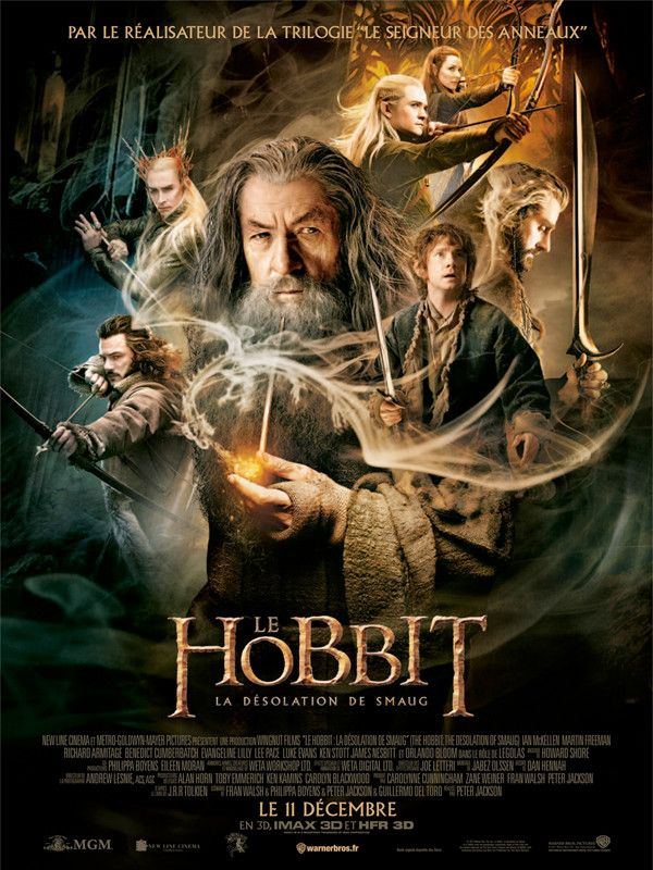 LE HOBBIT : LA DESOLATION DE SMAUG